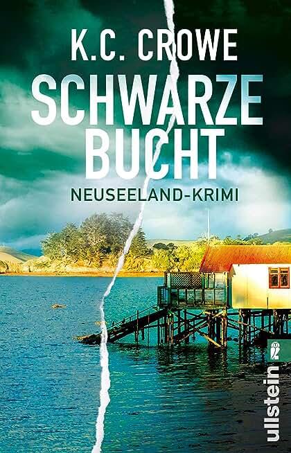 Schwarze Bucht: Neuseeland-Krimi (Neuseeland sehen und sterben 2) (German Edition)