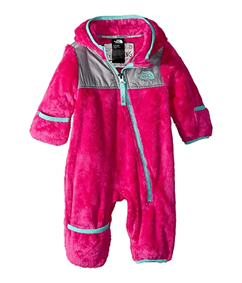 db430c28f1 The North Face Kids Oso One-Piece (Infant) at Zappos.com