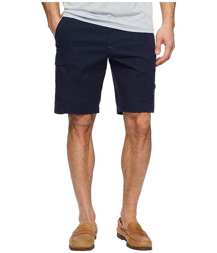 Tommy Bahama Key Isles Cargo Shorts (Ocean Deep) Men