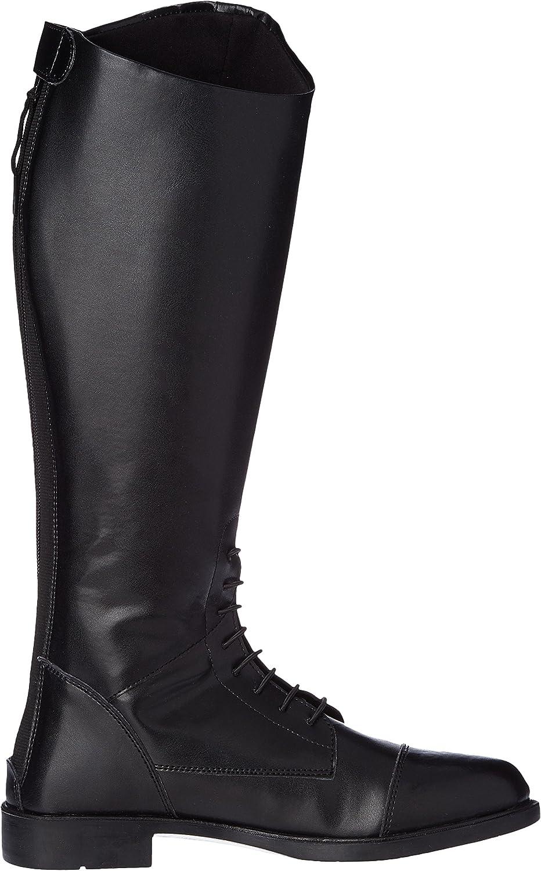 Reitstiefel HKM Adulto Damen Stivali da Equitazione Unisex Kurz//Weit