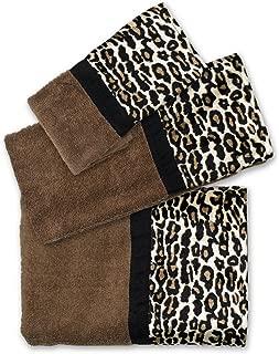 Best cheetah bath towels Reviews