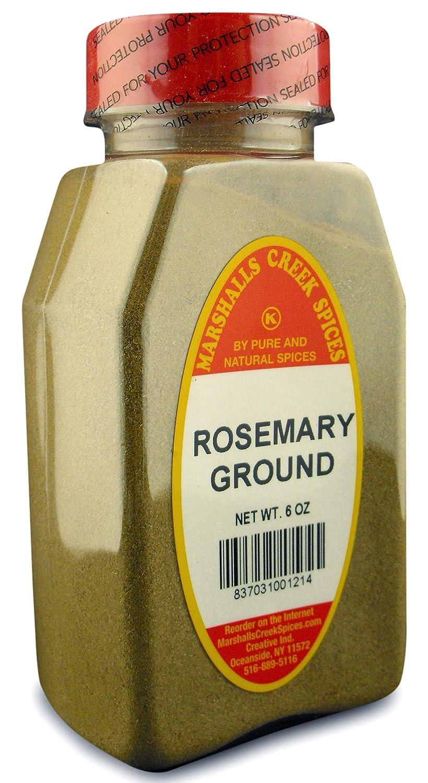 Marshall's Creek Spices San Antonio Mall Rosemary 6 Popular brand Seasoning Ground Ounce