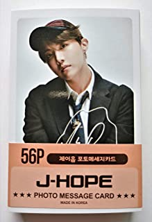 BTS Member Photocards 56pcs Set New Version (J-Hope)