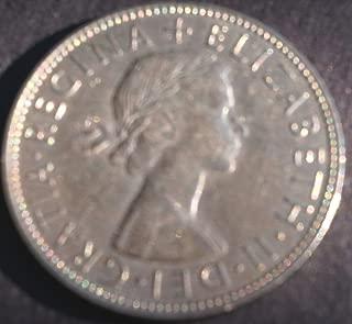 rare half crown coins
