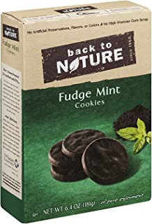 Back To Nature Cookie Fudge Mint
