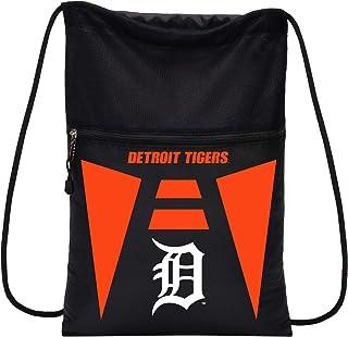 "MLB Detroit Tigers ""Teamtech"" Backsack""Teamtech"" Backsack, Black, 20 x 15"