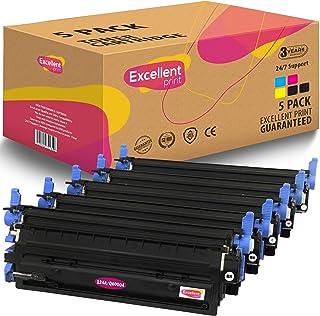 Excellent Print Q6000A Q6001A Q6003A Q6002A 124A CRG-707