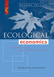Ecological Economics: Principles and Applications