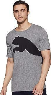 PUMA Men's Oversize Logo TEE