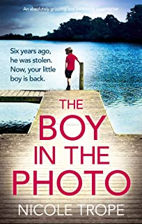 پسر در عکس: صفحه ای کاملاً گیرا و احساسی