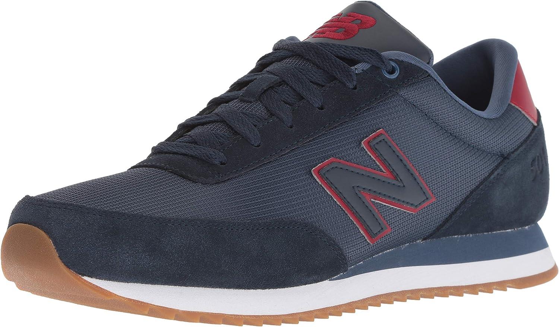 New Balance - Herren Herren MZ501V1 Schuhe, 40 EUR - Width 2E, Galaxy Nb Scarlet  Werksverkauf