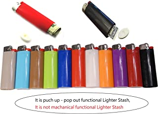 Jcuniversal - Regular Lighter Stash Spot Diversion Safe, (Ship Out - 1 Assorted Color)