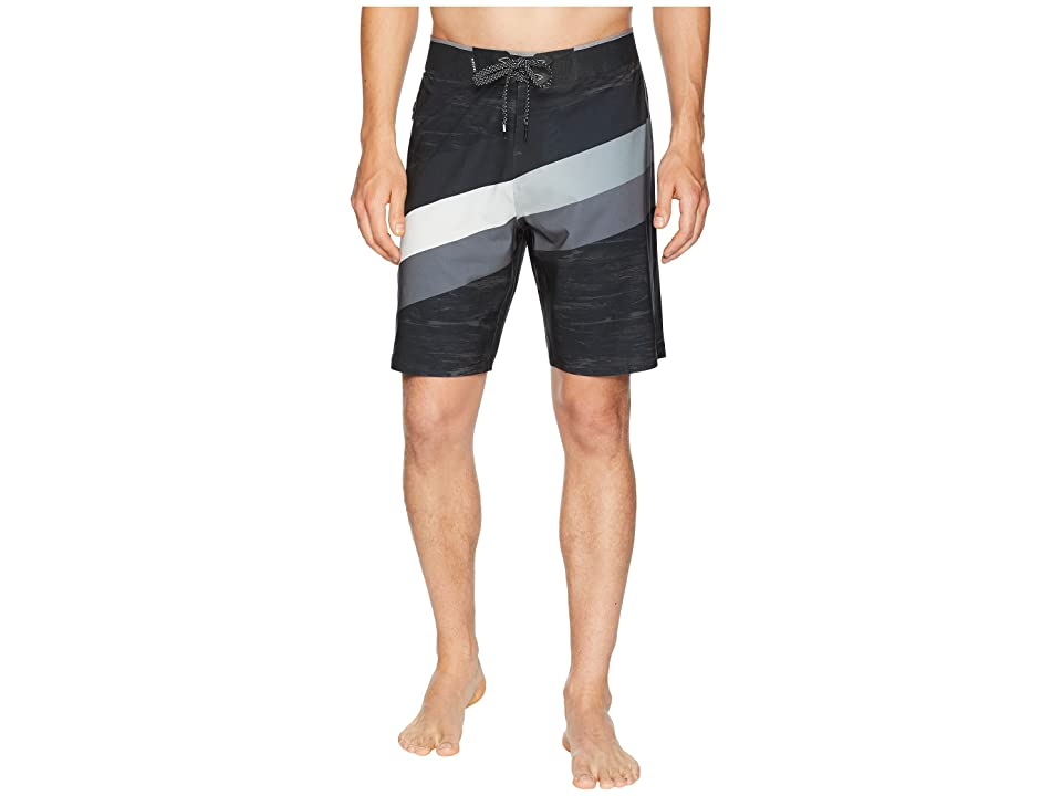 Rip Curl Mirage MF React Ultimate Boardshorts (Black/Black) Men