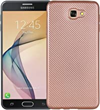 Case for Samsung SM-G611FF/DS Galaxy J7 Prime 2 Duos/Galaxy On7 Prime SM-G611F / SM-G611L Galaxy On7 Prime 2018 SM-G611K SM-G611S (Samsung G611) Case TPU Silicone Soft Shell Cover Pink