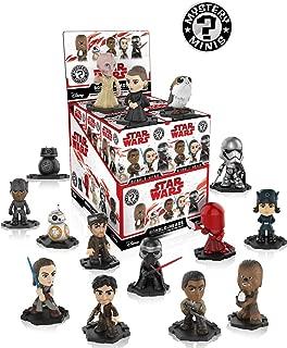 Funko Star Wars Mystery Minis The Last Jedi Mystery Box [12 Packs]