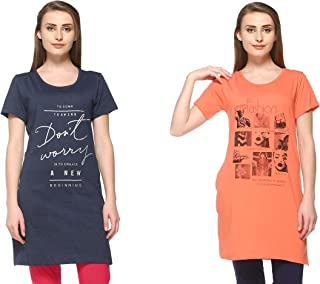 IN Love Women's T-Shirt (Pack of 2)