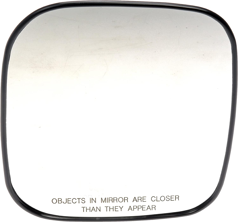 Dorman 56763 Passenger Side Door Max 81% OFF Mirror free for Mitsubi Select Glass