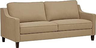 Stone & Beam Blaine Modern Sofa - 79.5 Inch, Beige