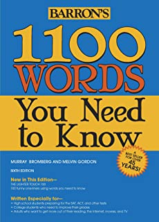 Best 1100 vocabulary words free Reviews