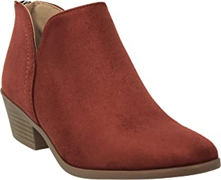 Best rust ankle boots Reviews