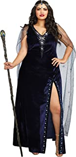 Women's Plus-Size The Sorceress Dramatic