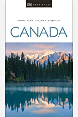 DK Eyewitness Canada (Travel Guide) Kindle Edition