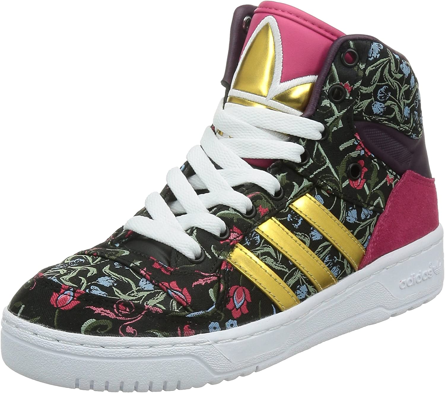 Adidas Damen M Attitude W High-Top