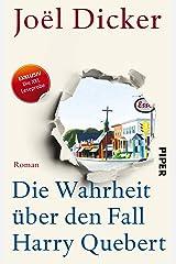 XXL-Leseprobe: Die Wahrheit über den Fall Harry Quebert (German Edition) eBook Kindle