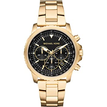 Michael Kors Theroux Chronograph Stainless Watch