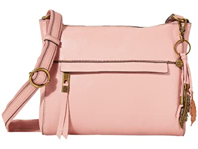 The Sak Alameda Crossbody (Blush) Cross Body Handbags