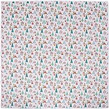 CLISPEED Baby Splat Mat for Under High Chair Waterproof Spill Mat Anti-Slip Baby Play Mat Washable Highchair Mat for Baby ...
