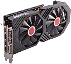 XFX Radeon RX 580 GTS Black Edition 1405MHz OC+, 8gb 256bit GDDR5, DX12 VR Ready, Double Dissipation, Dual BIOS, 3xDP HDMI...