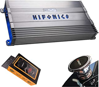 $149 » Hifonics BG-1000.4 Brutus Gamma 4 Channel Super A/B Class 1000 Watt Car Audio Sound System Subwoofer Speaker Amp Amplifier...