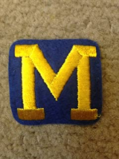 1970'S VINTAGE MILWAUKEE BREWERS IRON ON PATCH 2