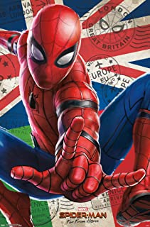 Trends International Marvel Cinematic Universe – Spider-Man – Far from Home..