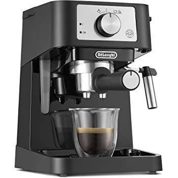 DeLonghi Stilosa Premium EC260.BK - Cafetera de bomba con 15 ...