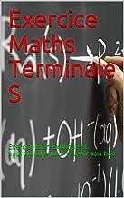 exercice math bac