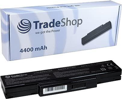 Hochleistungs Laptop Notebook AKKU 4400mAh f r MSI M660 M662 M670 M675 M677 BTY-M66 M-660 M-662 M-670 M-675 M-677 BTYM66 LG F1 F-1 F1-2224A F1-2225A9 F1-2226A F1-222EG F1-2235A9 F1-2245A9 F1-224EG Schätzpreis : 23,90 €