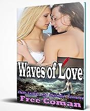 Waves of Love : Clean Lesbian and Mermaid Romance