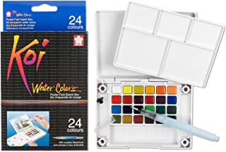 sakura koi watercolor vs winsor and newton