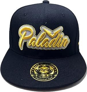 PANDAHAT Paladin Voltron Cursive 3D Puff Embroidery Hat
