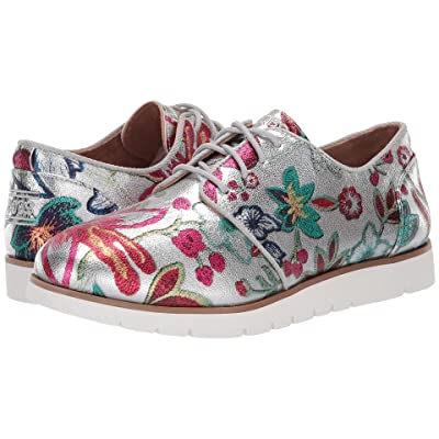 BOBS from SKECHERS Bobs Dandy English Breakfast (Silver Multi) Women