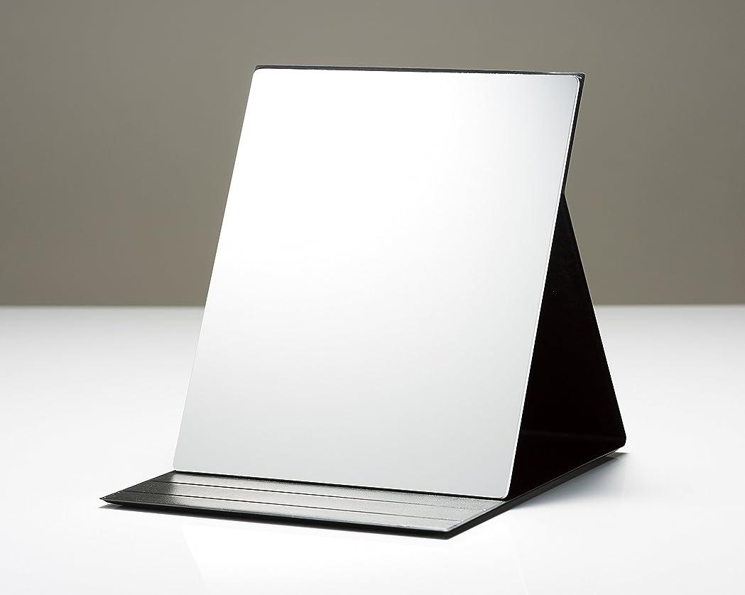 地平線燃やす騒々しい割れないミラー いきいきミラー折立(3L)