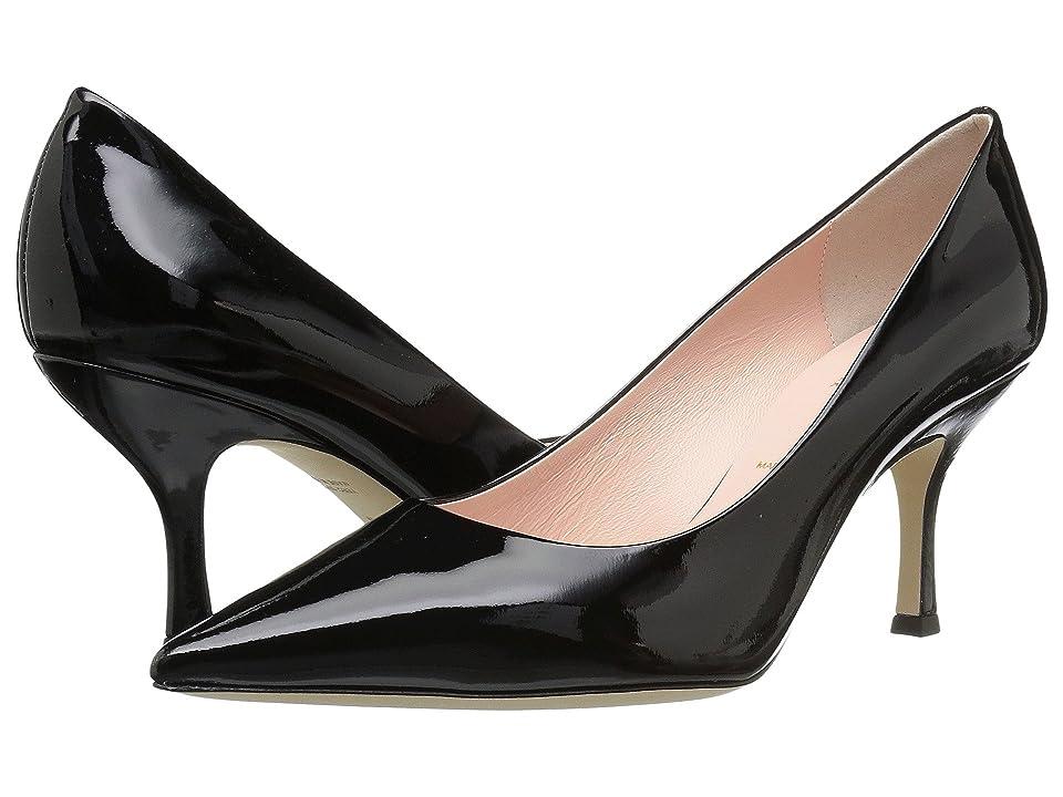 Kate Spade New York Sonia (Black Patent) Women