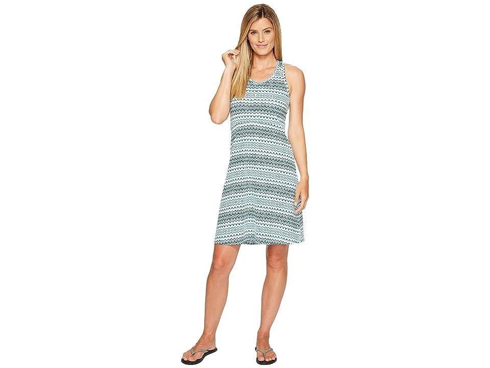 Aventura Clothing Callister Dress (Viridian Green) Women