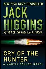 Cry of the Hunter (The Martin Fallon Novels Book 1) Kindle Edition