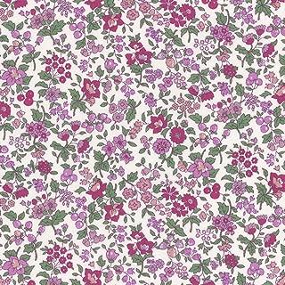 Lilac Berry Floral - Memoire A Paris - Lecien Japan Cotton Lawn Fabric