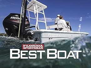 Florida Sportsman Best Boat - Season 5