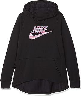 Nike Girl's Sportswear Premium Essentials Camo Pullover