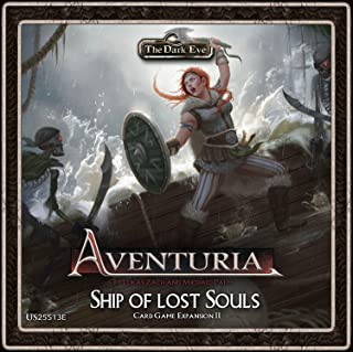 The Dark Eye – Aventuria Adventure Card Game: Ship of Lost Souls (Expansion #2)